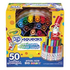 CYO588750 - Crayola® Telescoping Pip-Squeaks™ Marker Tower