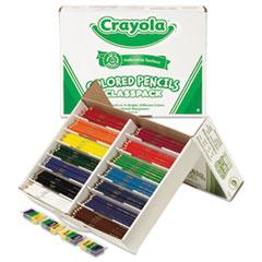 CYO688462 - Crayola® 14-Color Pencil Classpack® Set