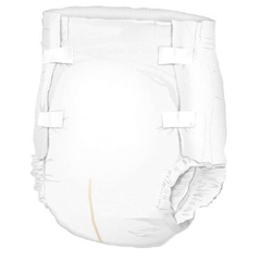 MON72273100 - McKessonIncontinent Contoured Lite Absorbency Briefs - Medium