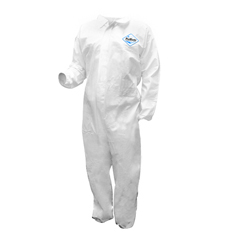 HSCDA-MP324 - HospecoProWorks™ Liquid & Particulate Coverall-Elastic Wrist & Ankles