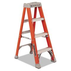 DADFS1504 - Louisville Fiberglass Heavy Duty Step Ladder