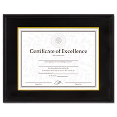 DAX1511TB - DAX® Hardwood Finish Document/Certificate Frame