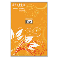 DAX281136T - DAX® Clear U-Channel Poster Frame