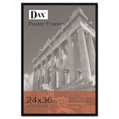 DAX286036X - DAX® Flat Face Wood Finish Poster Frame