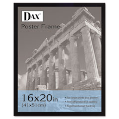 DAX2860V2X - DAX® Flat Face Wood Finish Poster Frame