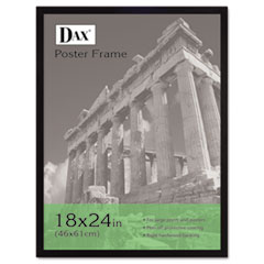DAX2860W2X - DAX® Flat Face Wood Finish Poster Frame