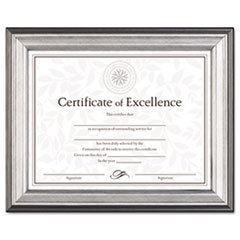 DAXN15783NT - DAX® Charcoal/Nickel-Tone Document Frame