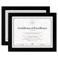 DAXN15832 - DAX® Wood Finish Document Frame Set