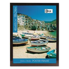 DAXN1950W1T - DAX® Ashwood Mahogany Poster Frame