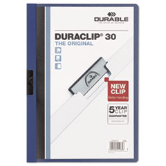 DBL220307 - Durable® DuraClip® Report Cover
