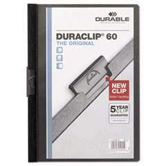 DBL221401 - Durable® DuraClip® Report Cover
