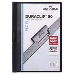 DBL221428 - Durable® DuraClip® Report Cover