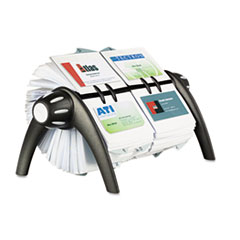 DBL244301 - Durable® VISIFIX® Flip Duo Business Card File
