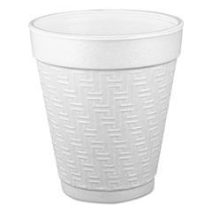 DCC10KY10 - Dart® Small Foam Drink Cups