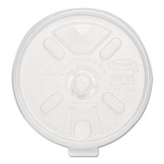 DCC12FTLS - Lift n Lock Plastic Hot Cup Lids