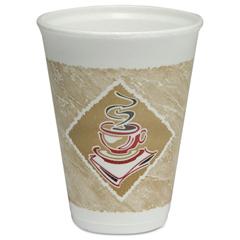 DCC12X12G - Caf G™ Foam Hot/Cold Cups
