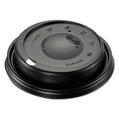 DCC16ELBLK - Dart® Cappuccino Dome Sipper Lids