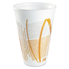 DCC16LX16E - Dart® Impulse® Hot/Cold Foam Drinking Cups