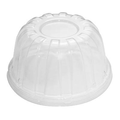 DCC20HDLC - Dome-Top Sundae/Cold Cup Lids