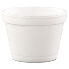 DCC4J6 - Insulated Foam Food Containers