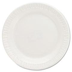 DCC6PWQR - Dart Quiet Classic® Laminated Foam Plastic Plates