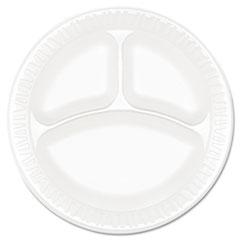 DCC9CPWCR - Dart Concorde® Non-Laminated Foam Plates
