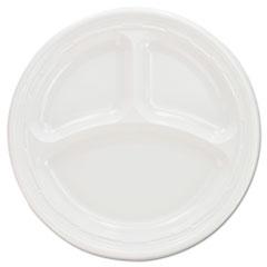 DCC9CPWF - Famous Service® Impact Plastic Dinnerware
