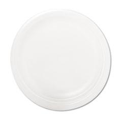 DCC9PWQRPK - Dart Quiet Classic® Laminated Foam Plastic Plates