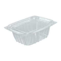 DCCC12DCPR - ClearPac® Clear Container Lid Combo-Packs