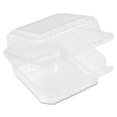 DCCC20UT1 - StayLock® Clear Hinged Lid Containers