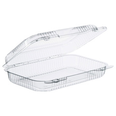 DCCC30UT1 - Dart® StayLock® Clear Hinged Lid Containers