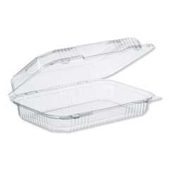 DCCC32UT1 - Dart® StayLock® Clear Hinged Lid Containers