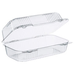 DCCC35UT1 - Dart® StayLock® Clear Hinged Lid Containers