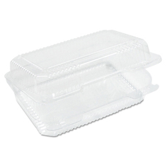 DCCC40UT1 - StayLock® Clear Hinged Lid Containers