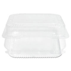 DCCC51UT1 - StayLock® Clear Hinged Lid Containers