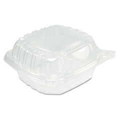 DCCC53PST1 - ClearSeal® Hinged-Lid Plastic Containers