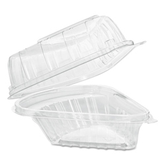 DCCC54HT1 - Dart® Showtime® Clear Hinged Containers
