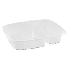 DCCC55UT3 - Dart® StayLock® Clear Hinged Lid Containers