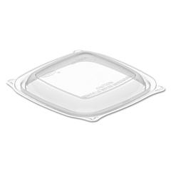 DCCC816BDL - Dart® PresentaBowls® Pro™ Clear Square Bowl Lids