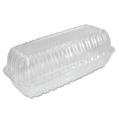 DCCC99HT1 - Showtime® Clear Hinged Containers