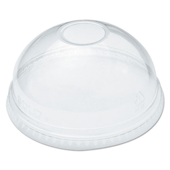 DCCDLR626PK - Dart® Ultra Clear™ Dome Cold Cup Lids
