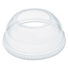 DCCDLW626 - Dart® Open-Top Dome Lid for Plastic Cups