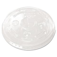 DCCL12C - Dart® Conex® Plastic Cold Cup Lids
