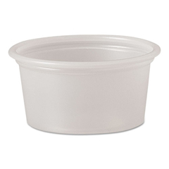 DCCP075S0100 - SOLO® Cup Company Polystyrene Portion Cups