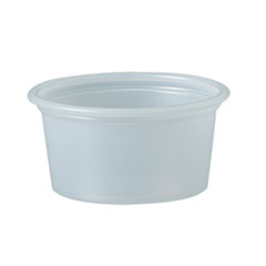 DCCP075SN - Solo Polystyrene Portion Cups