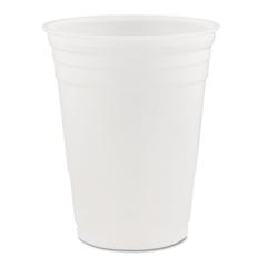 DCCP16 - Dart® Conex® Translucent Plastic Cold Cups