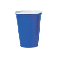 DCCP16BPK - SOLO® Cup Company Party Plastic Cold Drink Cups