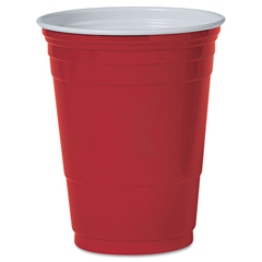 DCCP16R - SOLO® Cup Company Party Plastic Cold Drink Cups