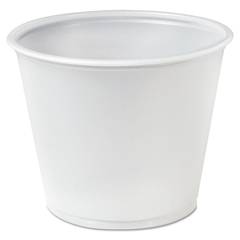 DCCP550N - SOLO® Cup Company Polystyrene Portion Cups