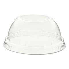 DCCPET24LCDHX - Conex® Dome-Top Sundae/Cold Cup Lids